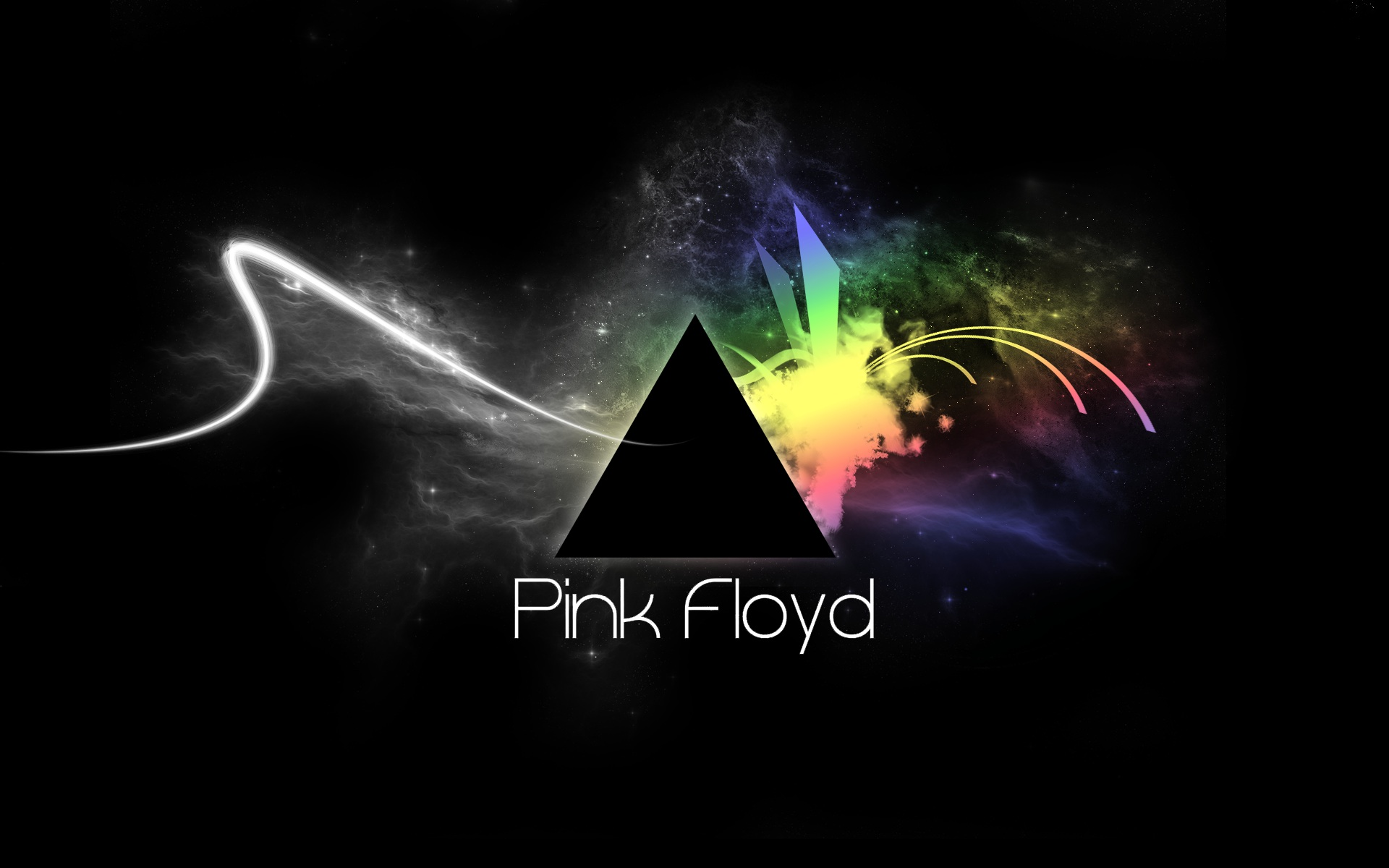 Fakta Desain Album Dark Side Of The Moon, Band Pink Floyd