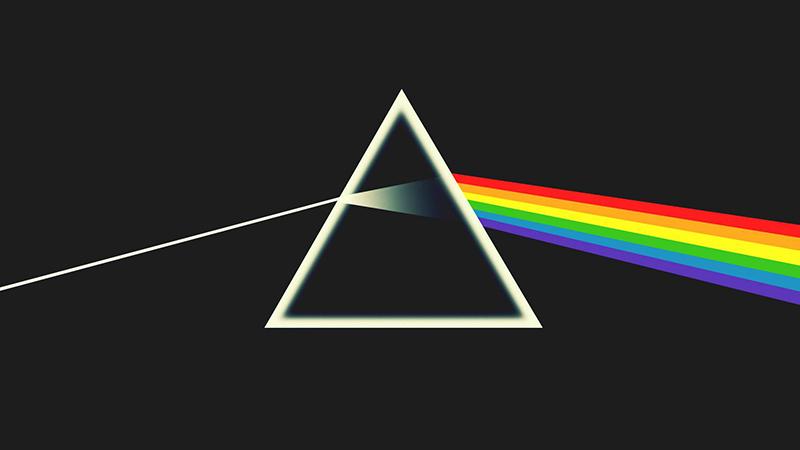 Fakta Desain Album Dark Side Of The Moon, Band Pink Floyd