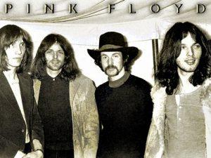 Tembok Yang Dlihat Dari Perspektif Pada Pink Floyd
