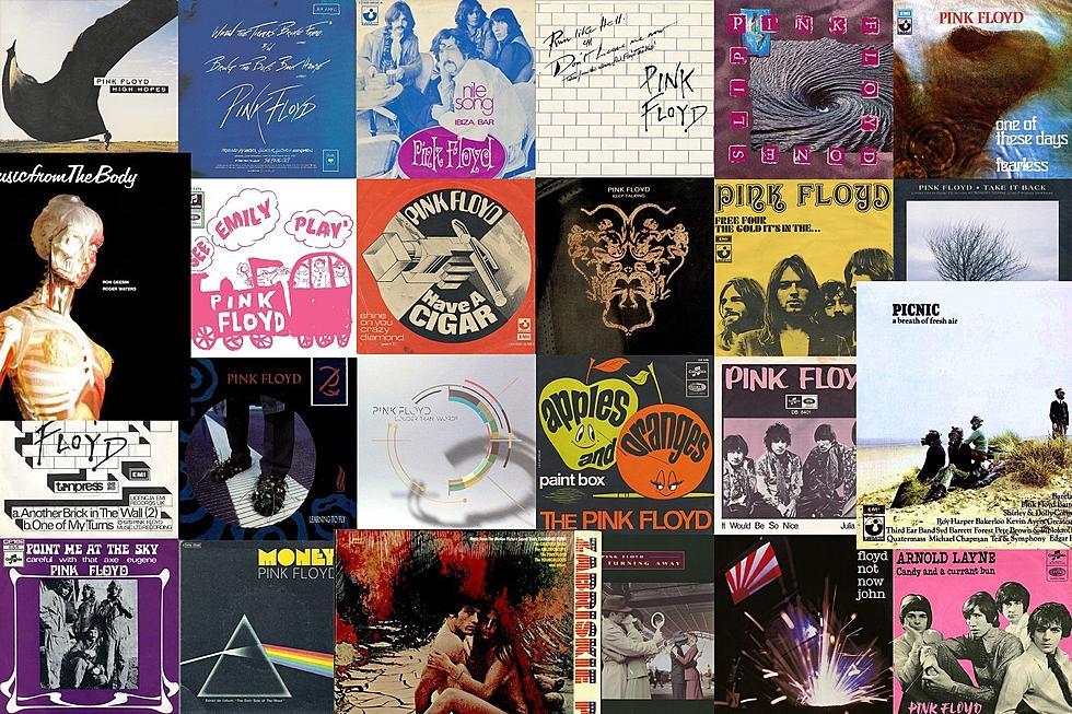 Album Lagu Pink Floyd Paling Baik Yang Wajib Kamu Dengarkan
