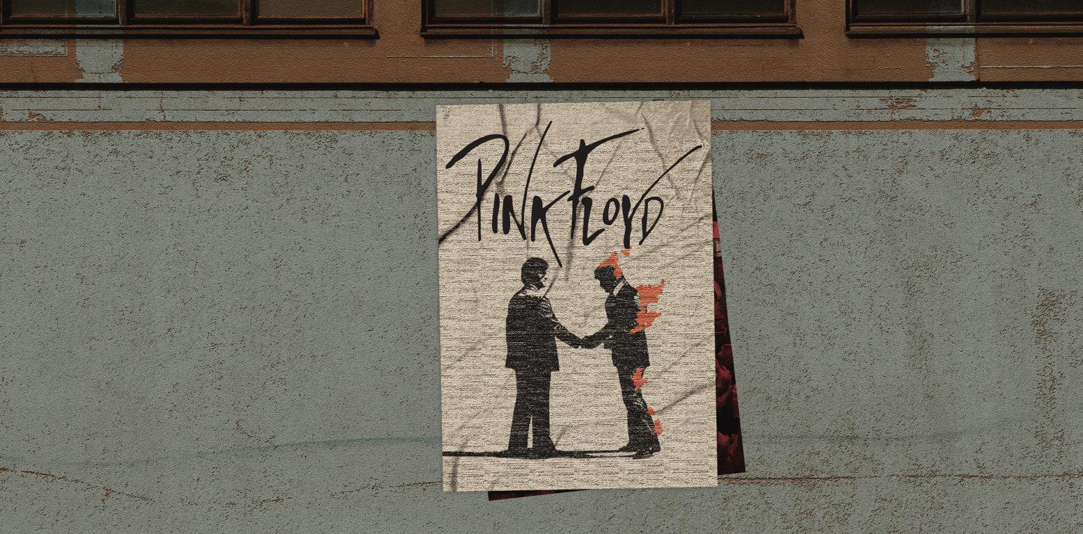 Pink Floyd Serta Perlawanan Yang Dilakukanya