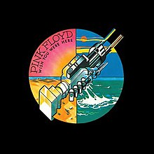 Album Pink Floyd Yang Melegenda Yaitu Wish You Were Here
